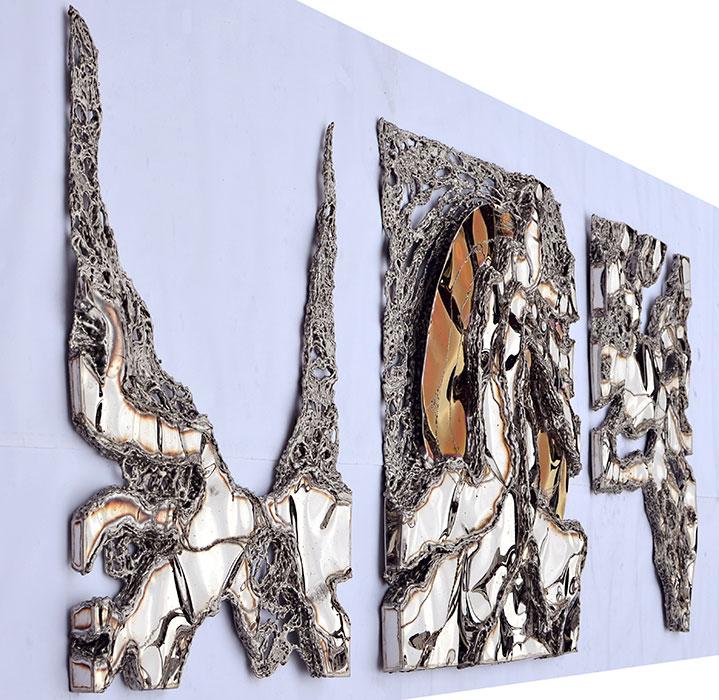 Wall Art Sculptures